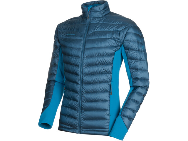 Mammut Flexidown IN Giacca Uomo, wing teal-sapphire
